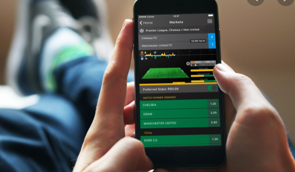 download PariMatch for android